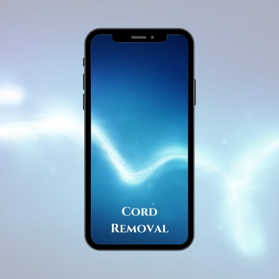 Cord Removal